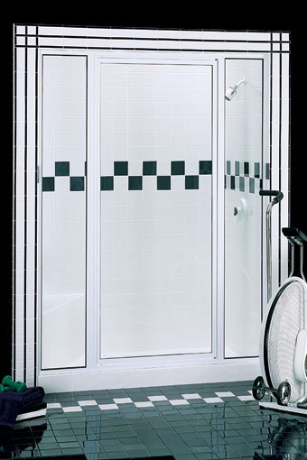 Thinline 125S Swing Panel Shower Door