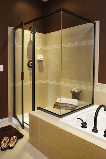 Thinline 150HI Swing Panel Shower Door