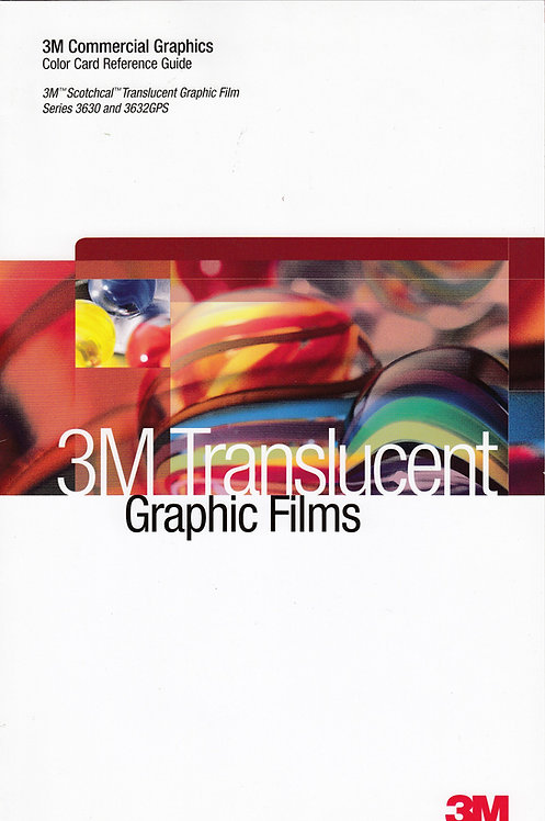 3M Translucent Graphic Film