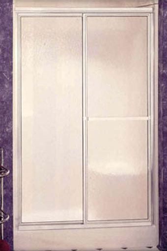 "Logik 9775 (54"" - 60"") Sliding Shower Door"