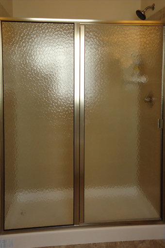 Thinline 136HI Swing Panel Shower Door