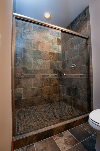 "Infinity 4500 (48"" - 60"") Frameless Sliding Shower Door"