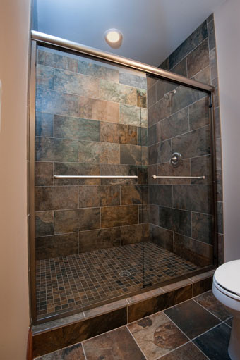 Infinity 4500 48 60 Frameless Sliding Shower Door Supplies