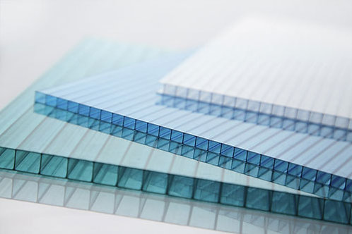 MACROLUX MULTI-WALL POLYCARBONATE SHEET ®*Available upon request