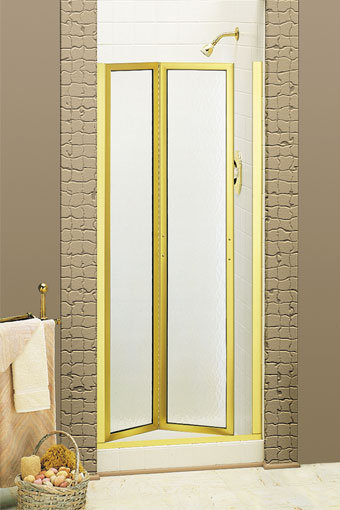 Bi-Fold 1100 Swing Glass Shower Door