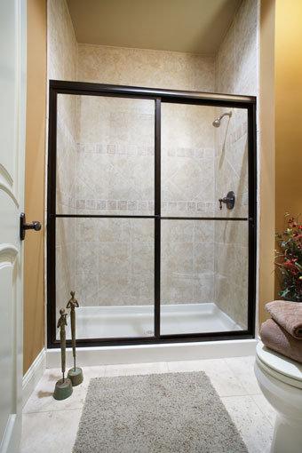 """Deluxe 7150 (49"""" - 60"""") Sliding Shower Door"""