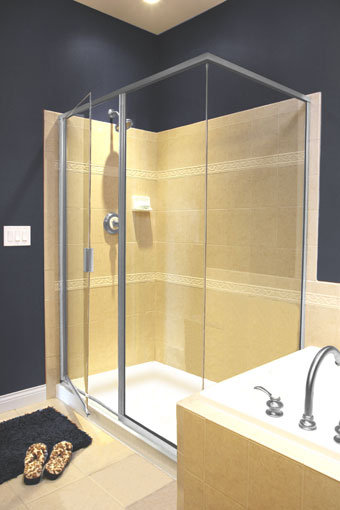 Thinline 151 Swing Panel Shower Door