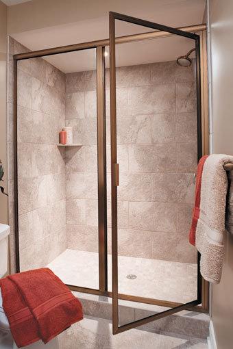 Thinline 135HI Swing Panel Shower Door