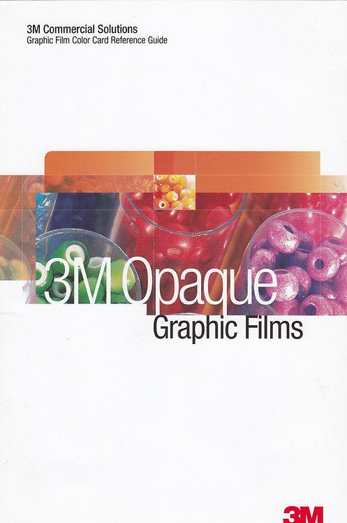 3M Opaque Graphic Film
