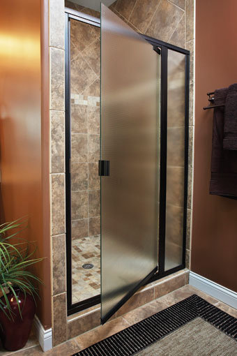 Thinline 136 Swing Panel Shower Door