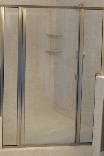 Thinline 126HI Swing Panel Shower Door