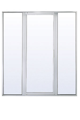 Thinline 126 Swing Panel Shower Door