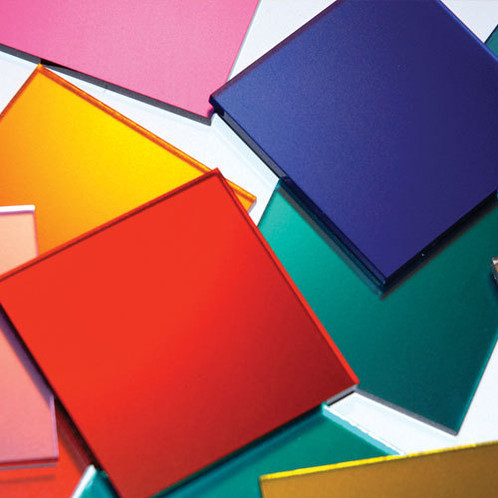 COLORED ACRYLIC SHEET - CELL CAST & EXTRUDED | Supplies for Sign ...