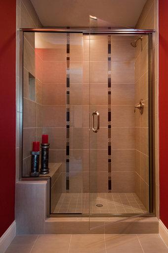 Infinity 1713NP Swing Panel Shower Door