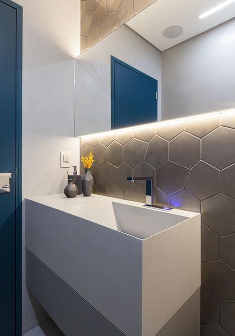 Metrik Design - Escritório de Arquitetura e Interiores  Arquiteto Blumenau e Balneário Camboriú  - Escritório moderno network brasil