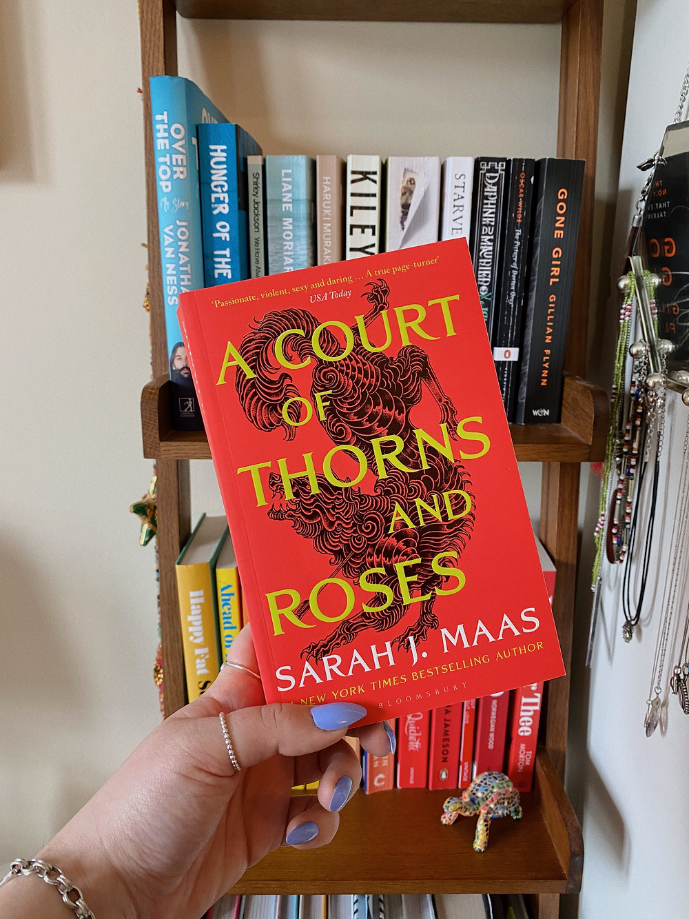 'A Court of Thorns and Roses' by Sarah J. Maas