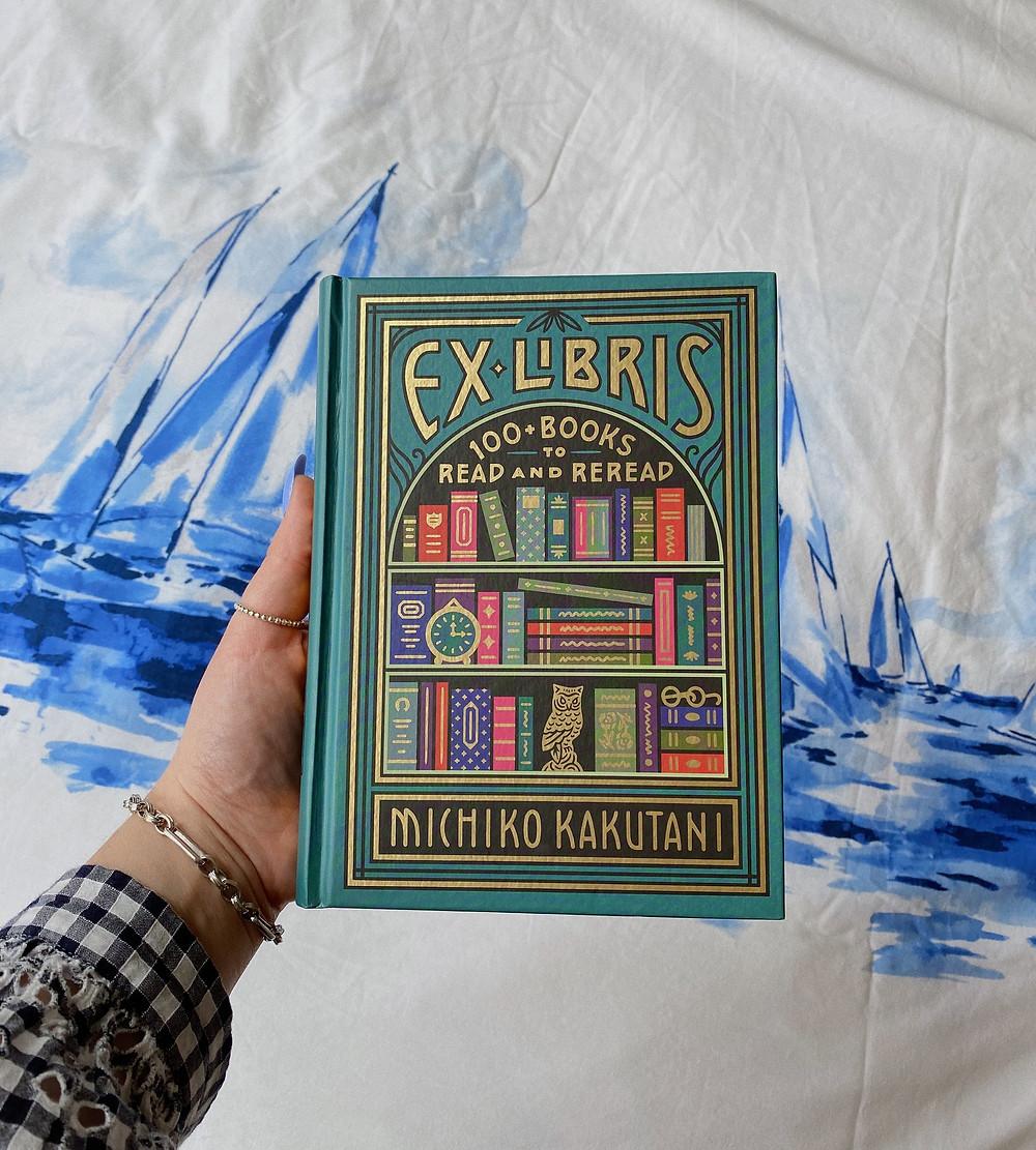 'Ex Libris' by Michiko Kakutani