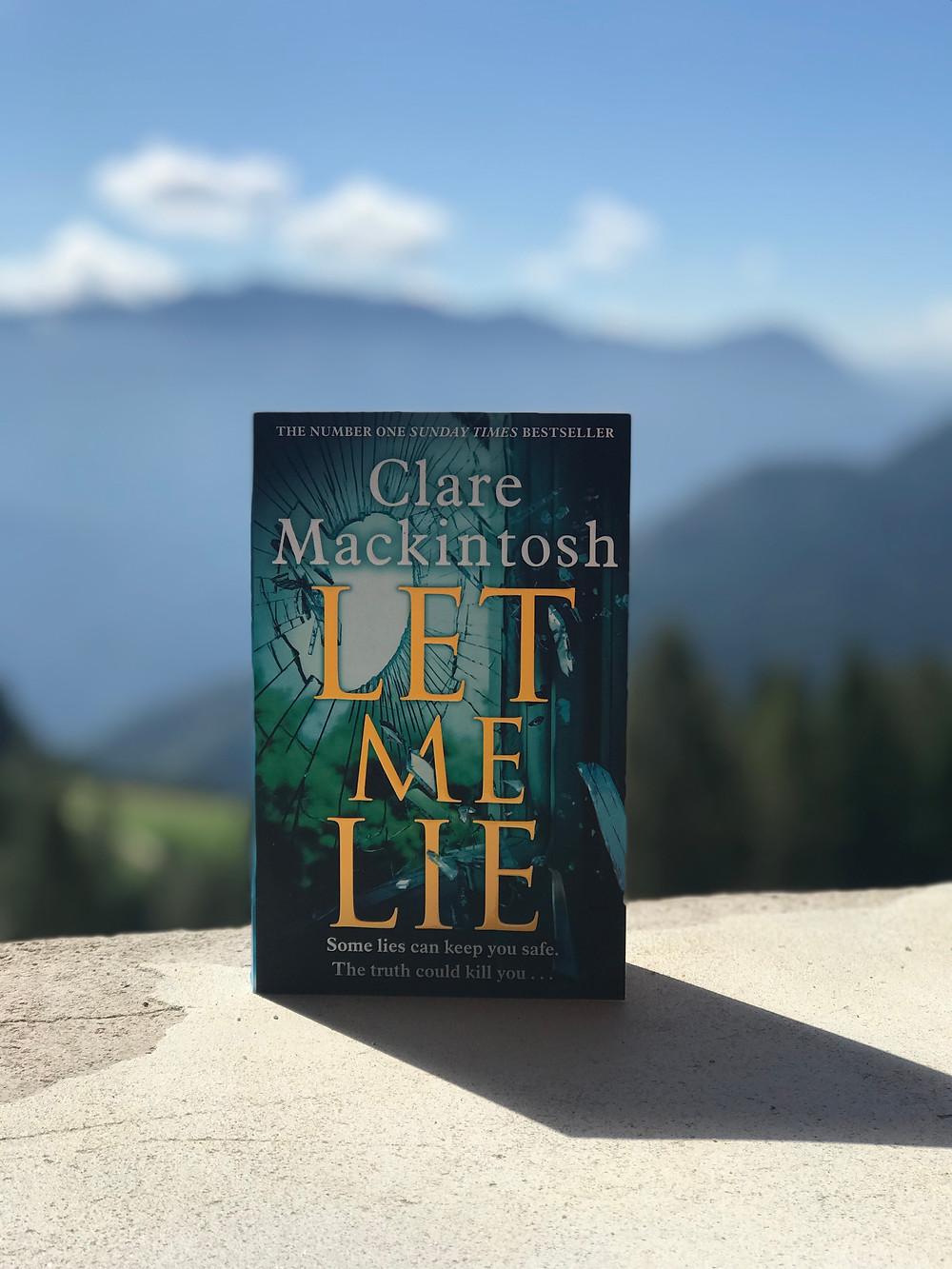 Clare Mackintosh's 'Let Me Lie'