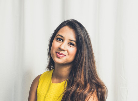 Sabah Khan, Head of PR at Avon, HarperCollins