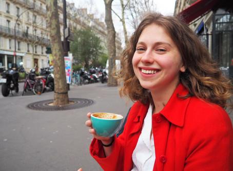 Katya Ellis, Publicity Assistant at Quercus Books