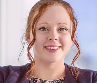 Rebecca Fortuin, Audio Editor at HarperCollins UK
