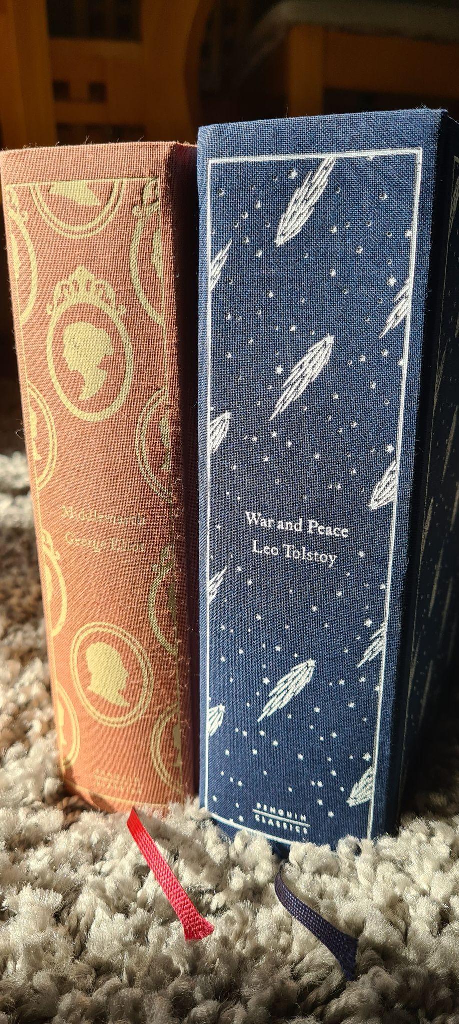 Hannah's Penguin Clothbound Classics
