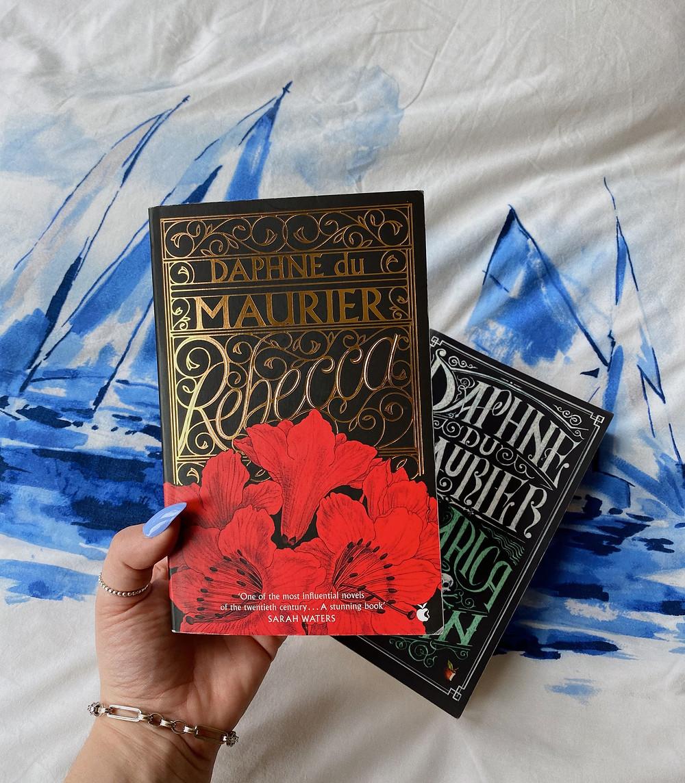 'Rebecca' and 'Jamaica Inn' by Daphne Du Maurier