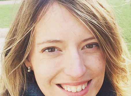 Ellie Andrew, Deputy Manager of International Publicity at Harvard University Press
