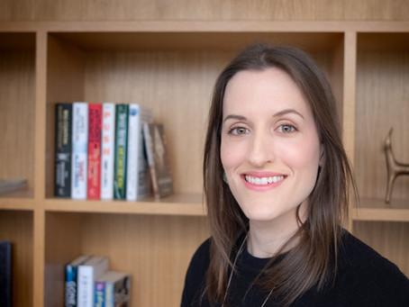 Sarah Harwood, Freelance Book Publicist