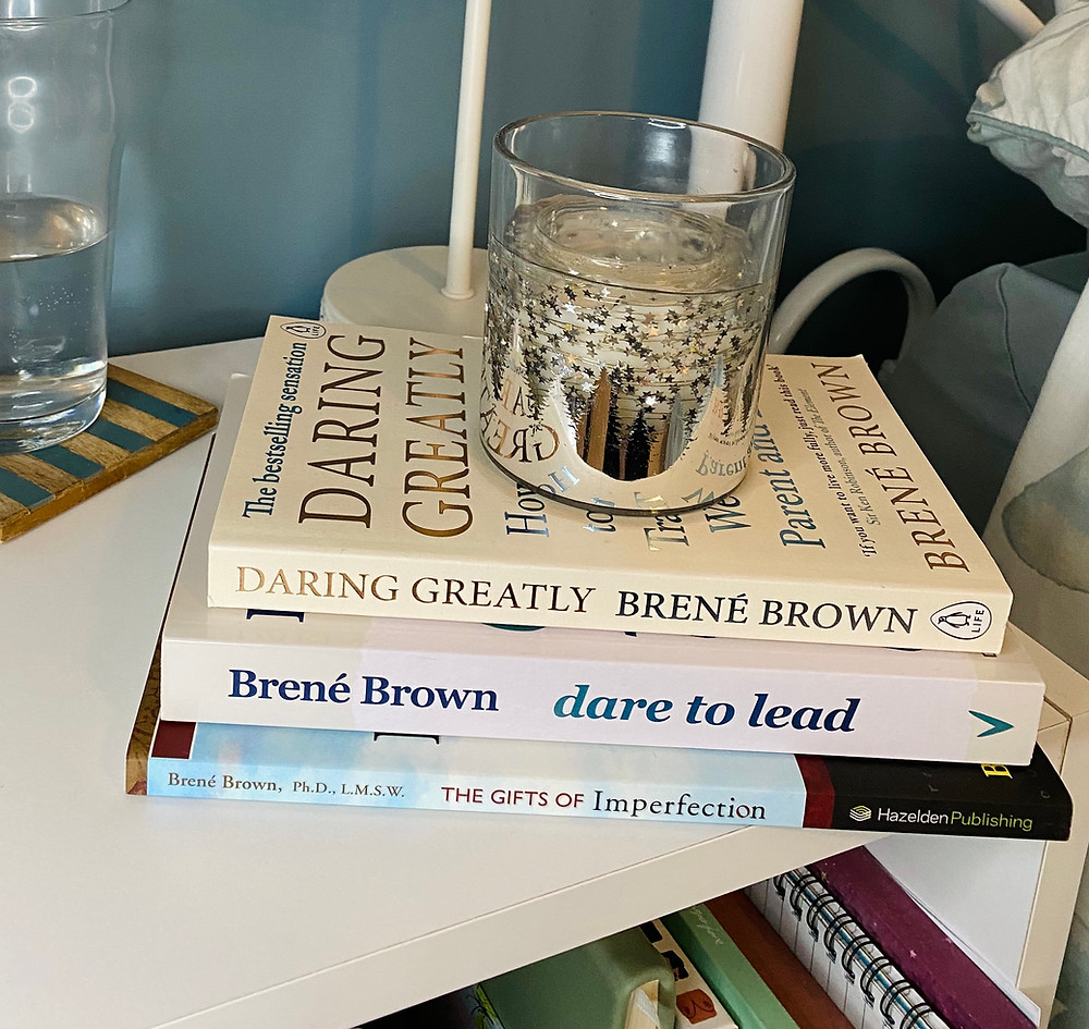 Esther's Brene Brown collection