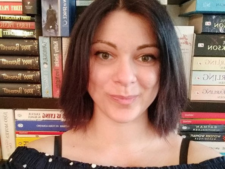 Marina Stavropoulou, Audio Editor at Bonnier Books