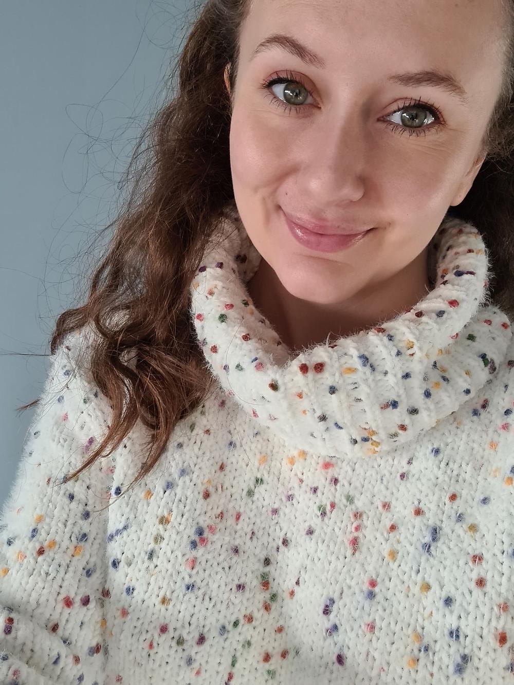 Selfie: Hannah Tosh