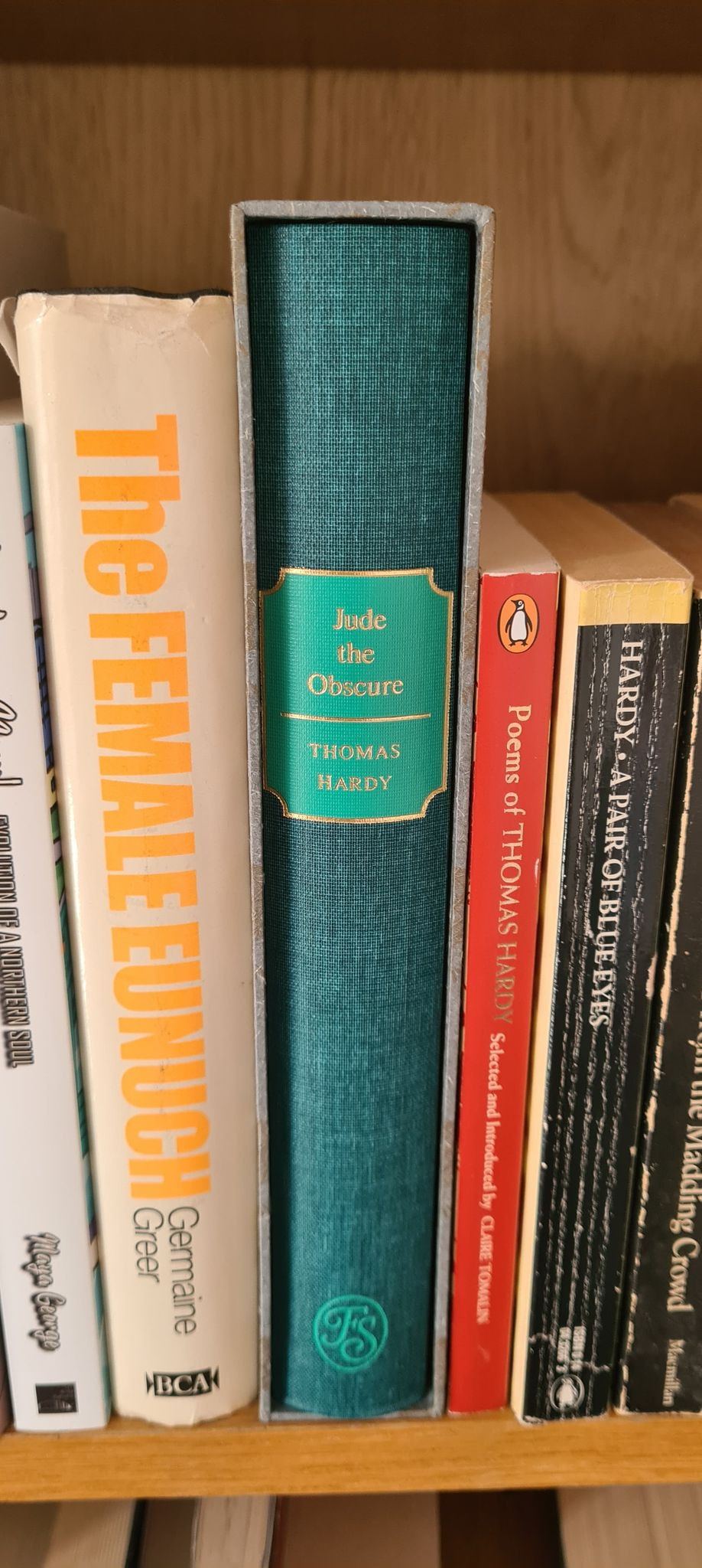 Thomas Hardy's 'Jude the Obscure'