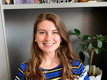 Louise Henderson, Rights Assistant at Orion Books