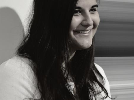 Asya Gadzheva, Production Editor for InPrint Magazine