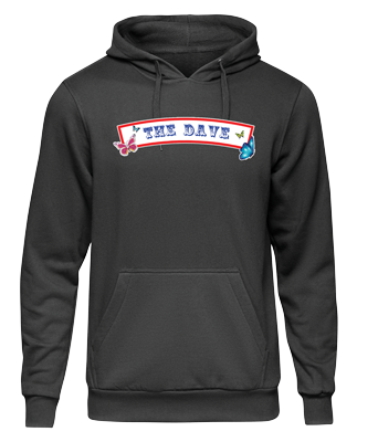 The Dave - Hoodie