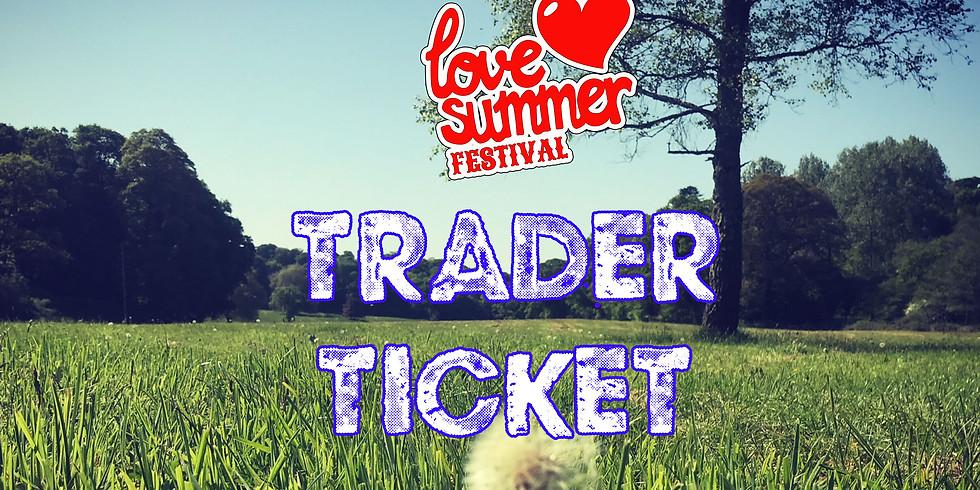 Love Summer Festival - Trader Accreditation System