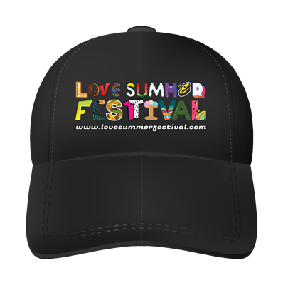 Love Summer Festival Baseball Cap