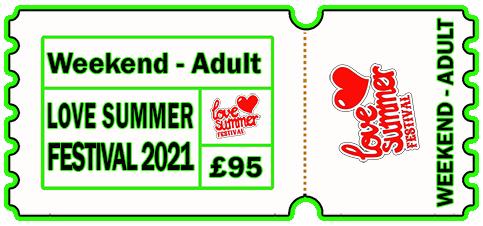 Love Summer Festival 2021 - Adult