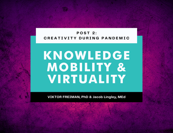 Creativity through Knowledge Mobility and Virtuality