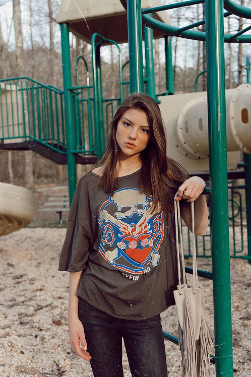Grateful Dead Graphic Tee New With Tags