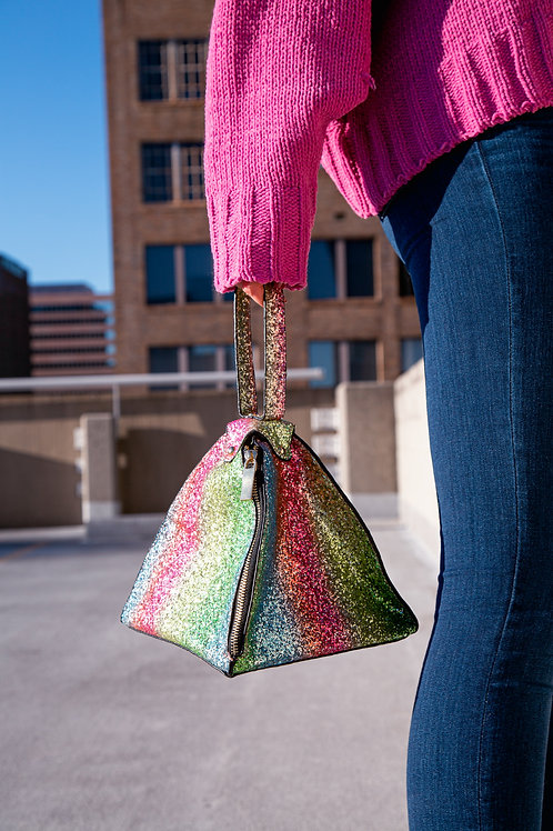 The Shimmer Glimmer Bag