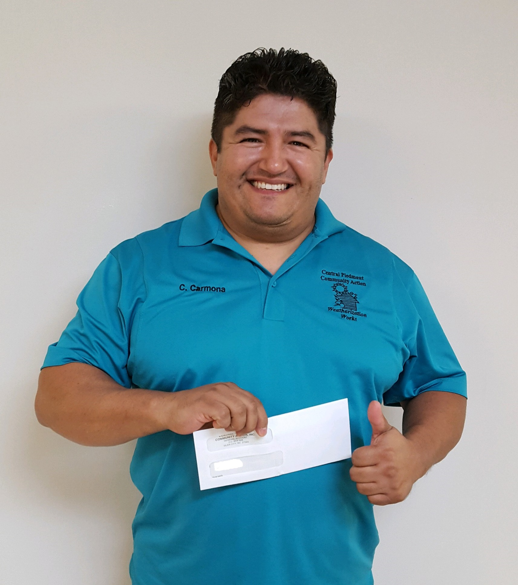 EE of Qtr - Sept 2017 - Cesar Carmona
