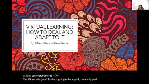 Workshop: Virtual Learning: How to Deal and Adapt to It