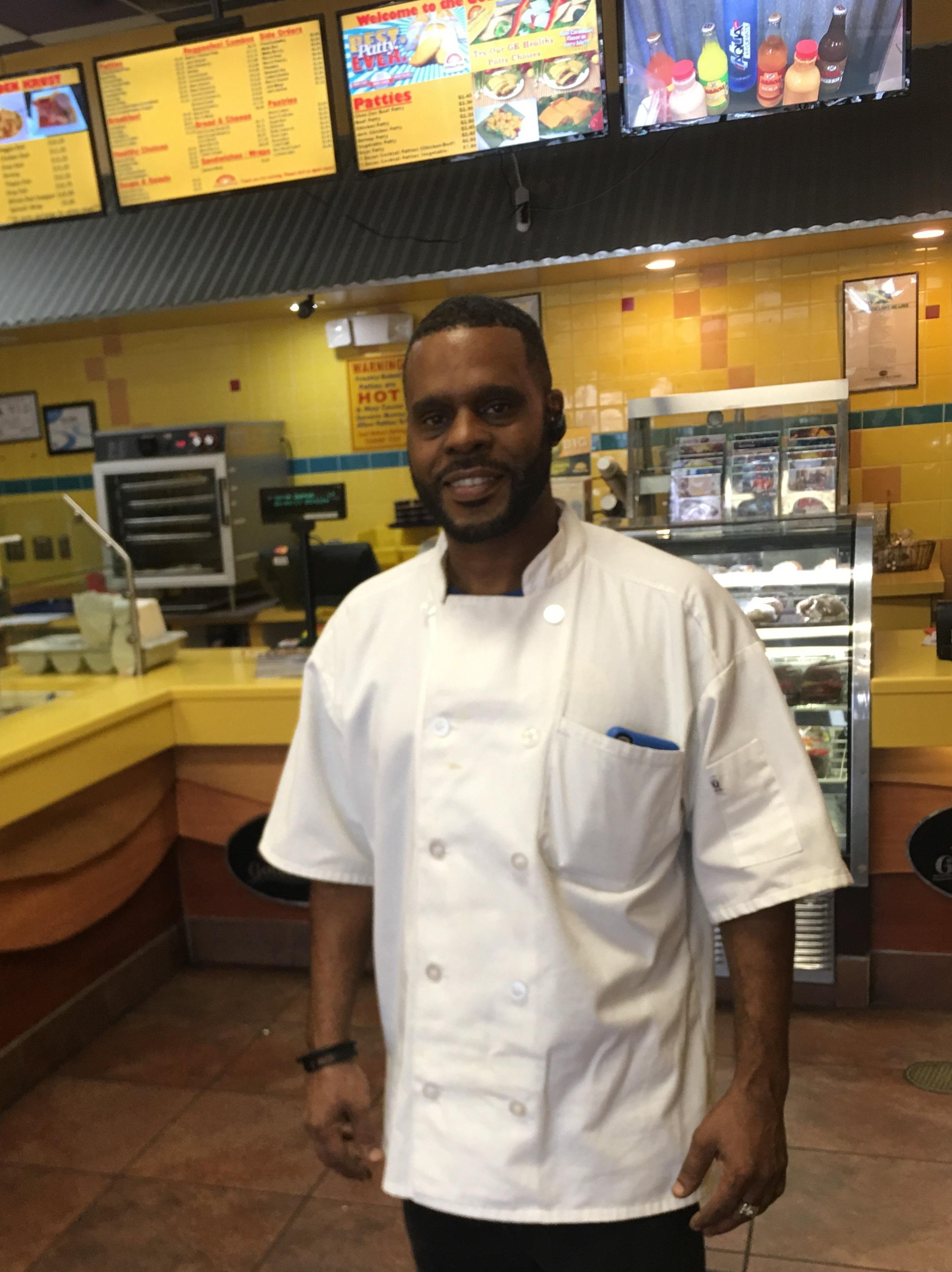 Client Bernard L. - CSBG Durham