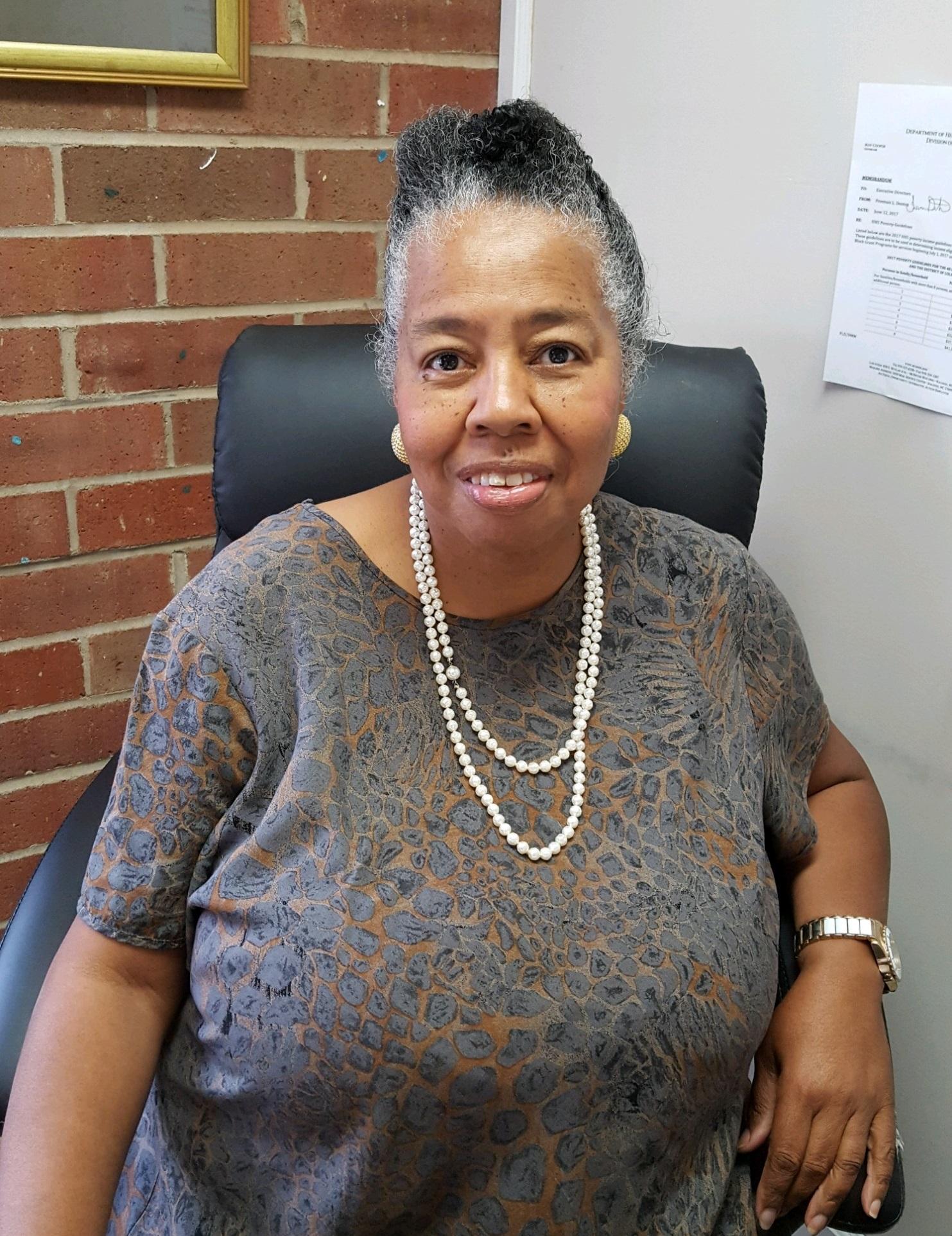 Carol Currie 2 - CSBG Chatham
