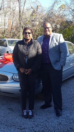 Teishea's Car Blessing -11-27-17