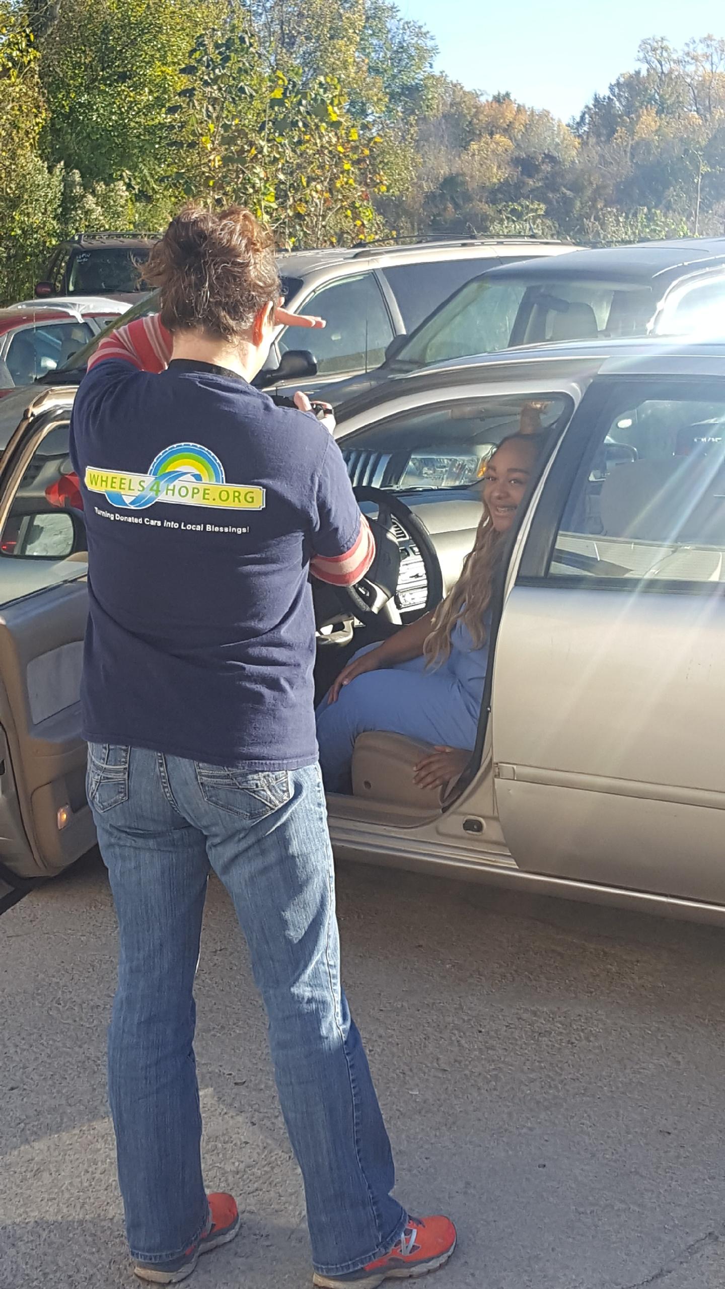 Amanda S. Car Blessing - 11-20-17 (2)