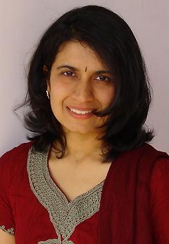 Julie Madhusoodanan