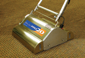 Clean Right's Brush Pro20 used for Encapsulation carpet cleaning, call Clean Right Carpet Cleaning today at 248-990-8533